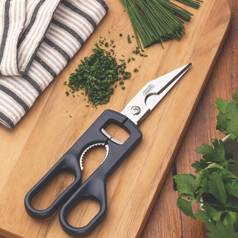 Ножницы кухонные Supercort Tramontina для рыбы