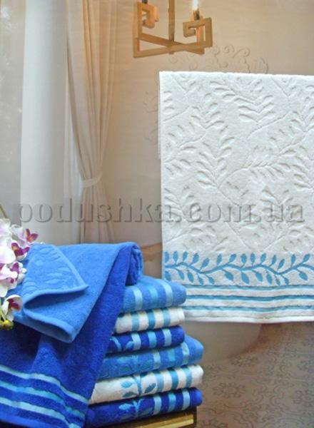 Махровое полотенце Верба
