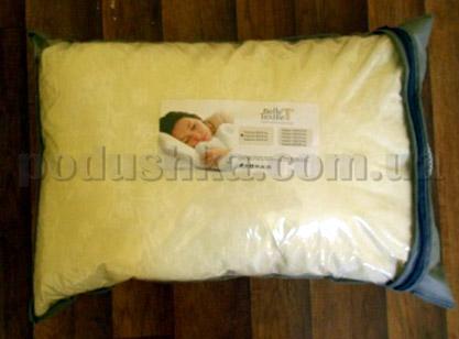 Подушка антиаллергенная Премиум Belle Textile кремовая