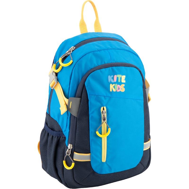 Рюкзак дошкольный Kite K18-544S-2 голубой
