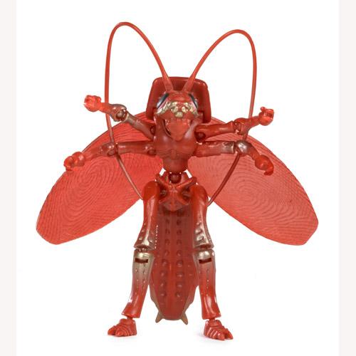 Боевые насекомые Nara - Таракан (трансформер)