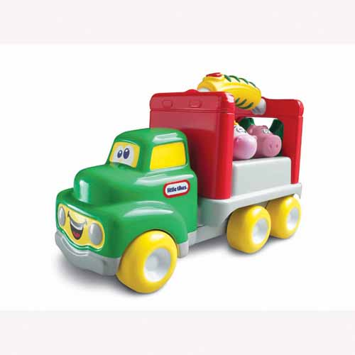 Игрушка на колесах - Машина Фермера (звук)