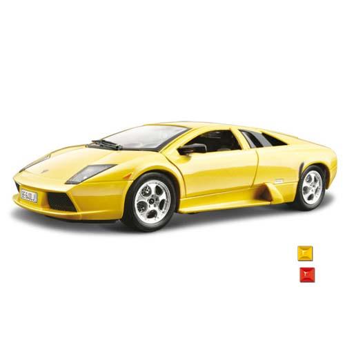 Автомодель - Lamborghini Murcielago (ассорти желтый, красный, 1:24)