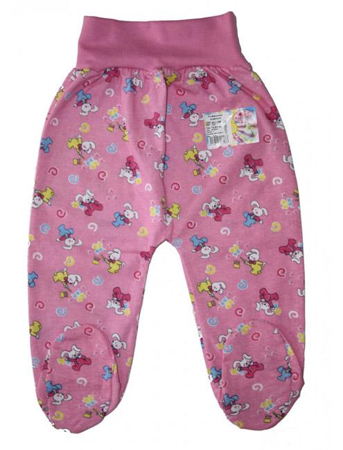Ползунки детские Фламинго 451 интерлок