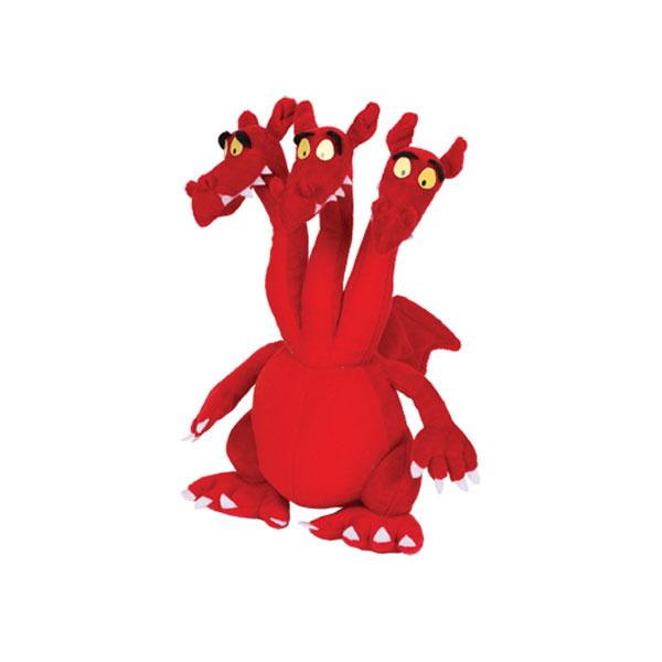 Мягкая игрушка ЗМЕЙ ГОРЫНЫЧ  с озвучкой 30 см