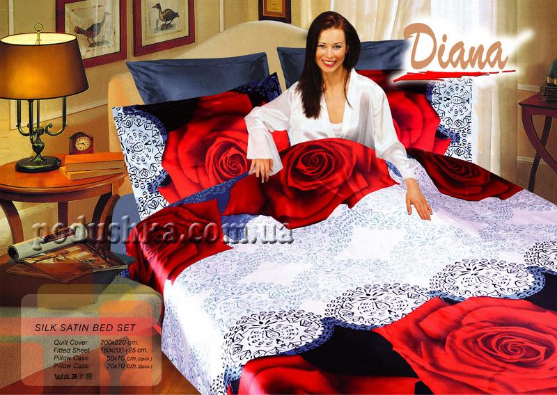 Постельное белье Rose-01, Diana