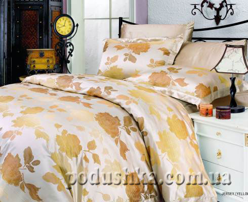 Постельное белье Jersey-gold Le Vele
