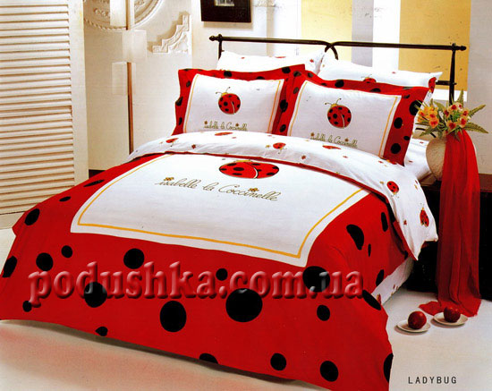 Комплект постели Lady Bug, Le Vele