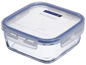 Контейнер с квадратной крышкой Luminarc PURE BOX