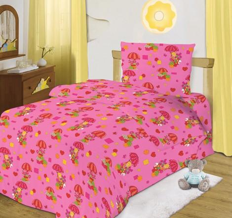 Постельное белье Розовое лето