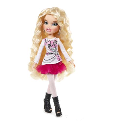 Кукла Bratz серии Модные штучки - Рина