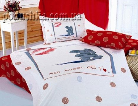 Комплект постели Fily, Le Vele