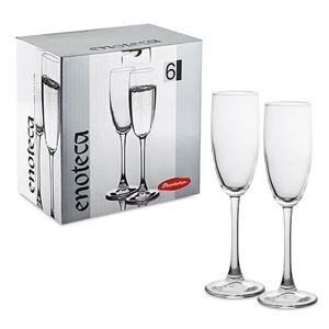 Набор бокалов для шампанского Enoteca