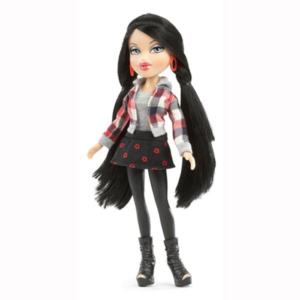 Кукла Bratz серии Новые подружки - Мейси
