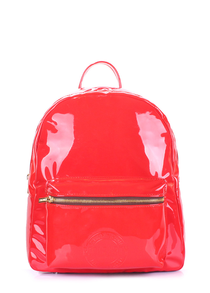 Рюкзак женский Poolparty Xs Bckpck lague red