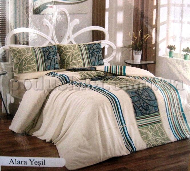 Постельное белье First choice Alara Yesil