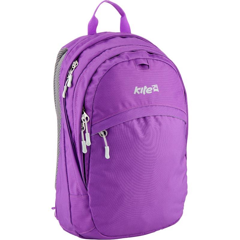 49832bbcf7f2 Рюкзак Kite Urban K18-852M фиолетовый купить в Киеве, рюкзаки по ...
