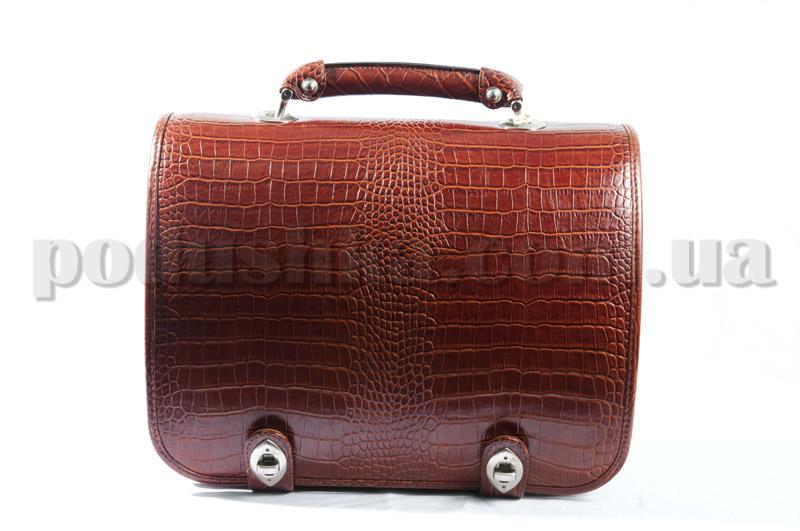 Портфель кожаный Luciano 182