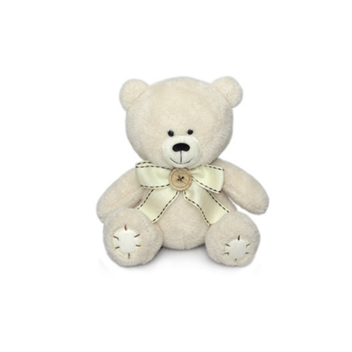 Мягкая игрушка Медвежонок масик с бантиком музыкальный