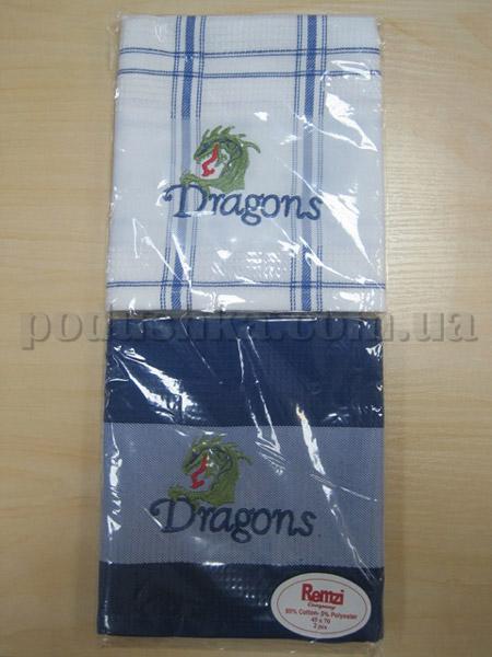 Набор кухонных полотенец Драконы