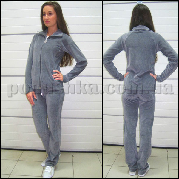Домашний костюм женский велюровый Nusa NS-410