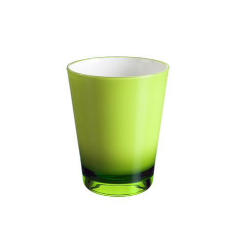 Набор стаканов Siesta (4 шт.) 450 мл. Granchio green   Granchio