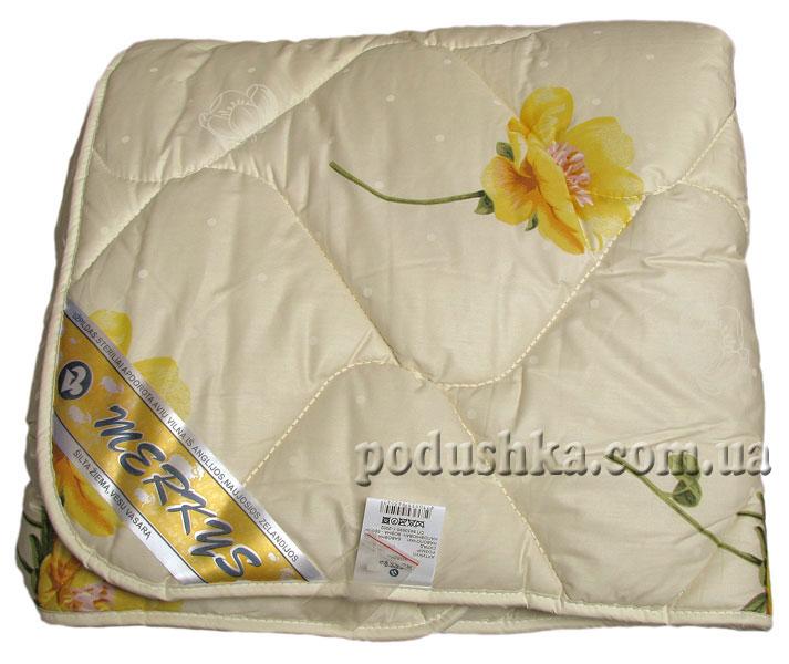 Одеяло шерстяное Мяркис (в тике)