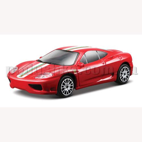 Игровой набор - FERRARI MODENA CHALLENGE 2003 (автомодель, аксессуары)