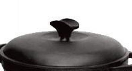 Крышка Чугун, 24 см