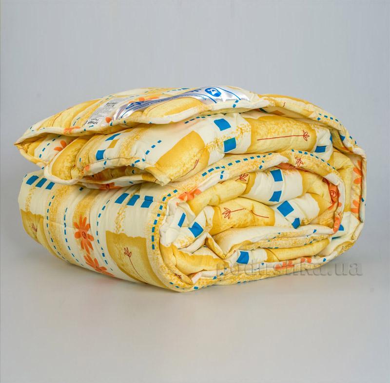 Десткое одеяло Мяркис стёганное Рыжик