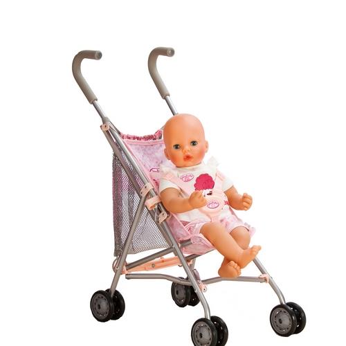 Коляска для куклы Baby Annabell (прогулочная, складная)