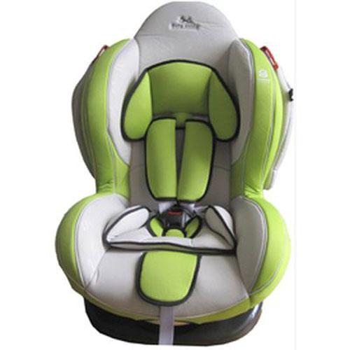 Автокресло Baby Shield Welldon CuddleMe Light Grey/Lime
