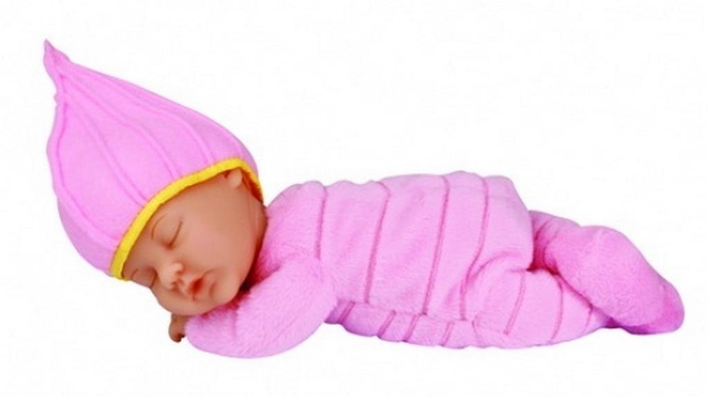 Спящий младенец-кукла Anne Geddes 579133-AG