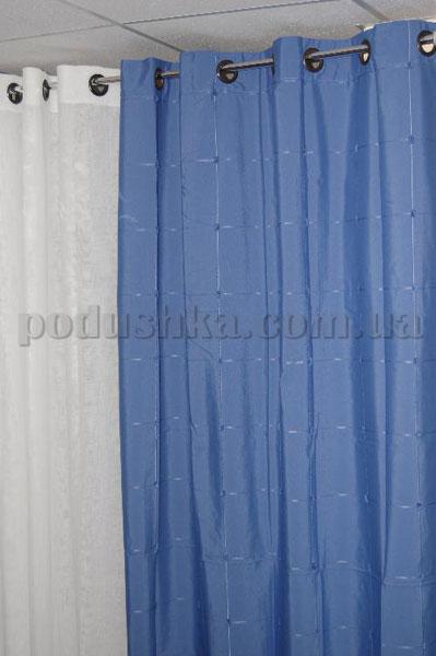 Штора Antilo Vicking Azul