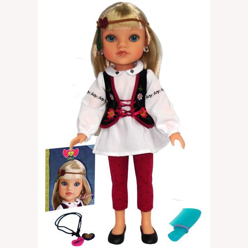Кукла серии ОТ СЕРДЦА К СЕРДЦУ - Олеся (с аксессуарами)