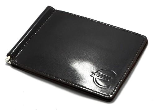 Кожаный зажим для купюр Derby 0430472 коричневый