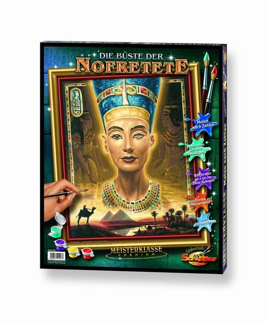 Художественный творческий набор Нефертити