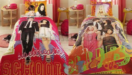 Постельное белье TAC High School Musical City