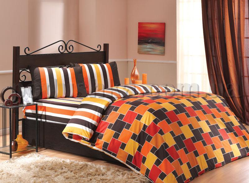 Постельное белье Hobby Desire оранжевый