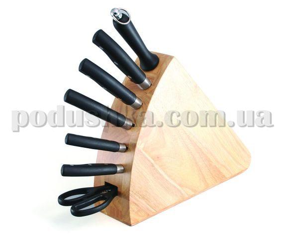 Набор ножей KAPELLA 8 предметов на деревянной подставке 6653