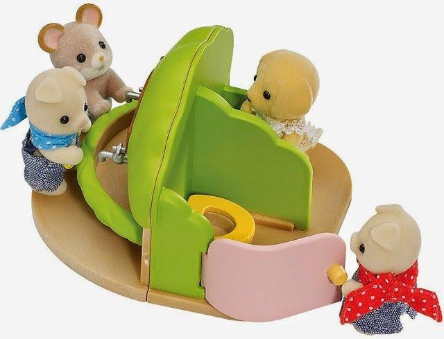 Туалетная комната для детского сада Sylvanian Families 5054131047200