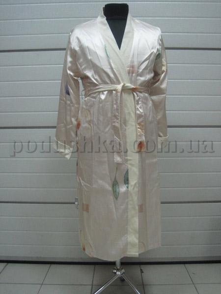 Халат женский длинный Nusa NS-9015-030