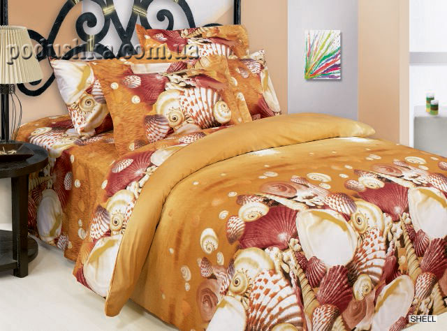 Комплект постели Shell, ARYA