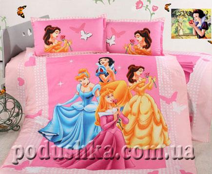Постельное белье Четыре принцессы TD-136