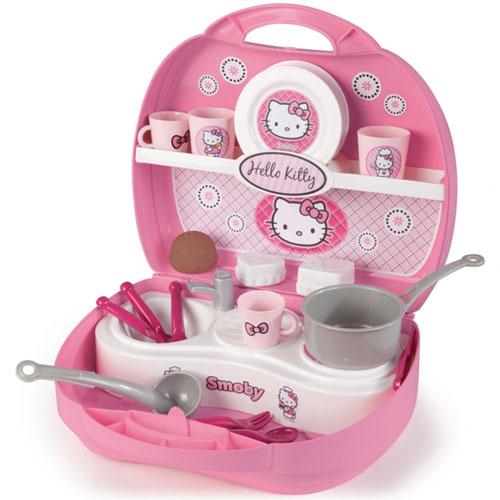 Мини кухня-кейс Hello Kitty