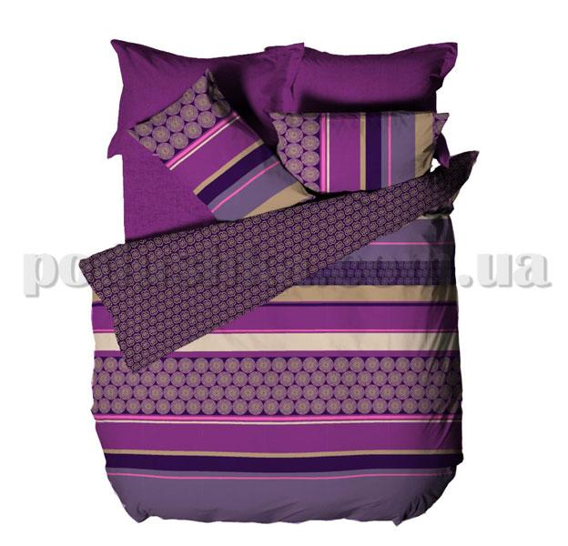 Постельное белье Le Vele Enna purple