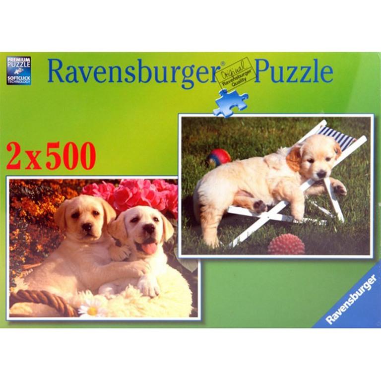 Пазл Щенки Ravensburger 80956-Rb