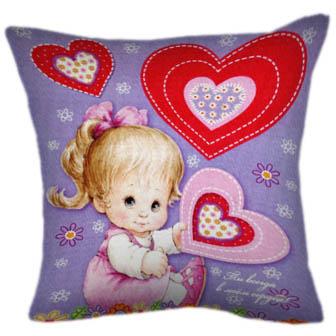 Подушка Ты всегда в моём сердце!