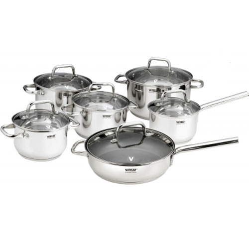 Набор посуды Vitesse VS-1592 (Helaine) 12 предметов
