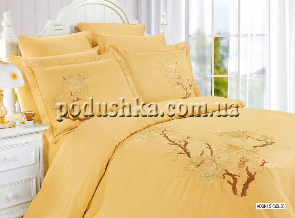 Постельное белье Adonis-gold ARYA